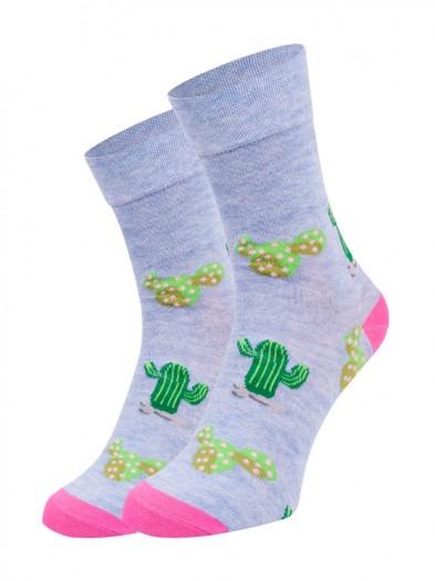 Skarpety Spoksy Soczyste kaktusy