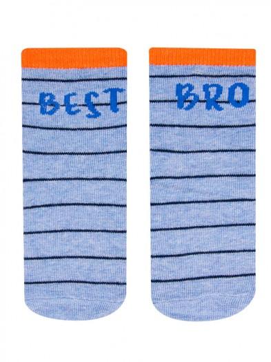 Skarpety z napisem Best Bro