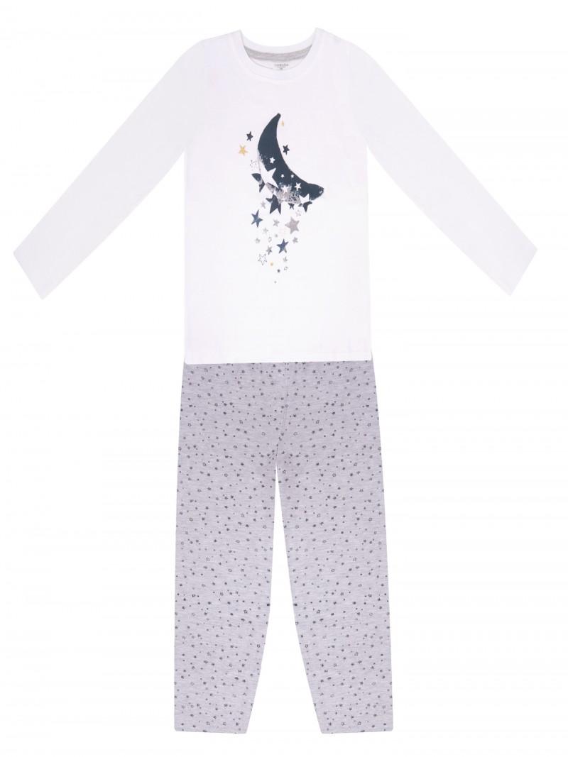 Piżama dziewczęca Star