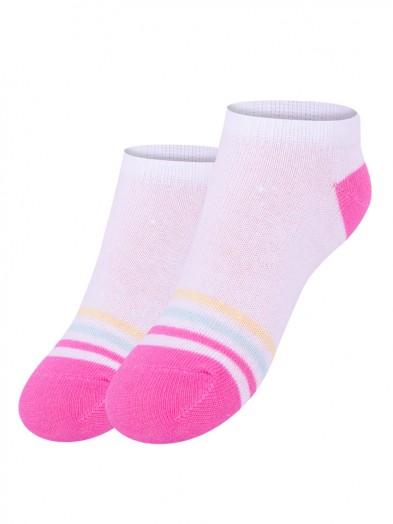 Skarpetki stopki dziecięce letnie kolory