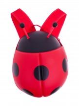 Plecak dziecięcy czerwona biedronka