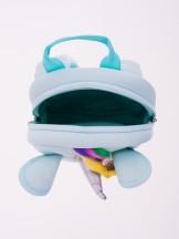 Plecak dziecięcy magiczny seledynowy jednorożec