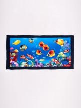 Ręcznik plażowy prostokątny rybki