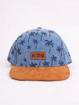 Czapka z daszkiem bejsbolówka męska Aloha