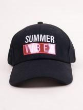 Czapka z daszkiem bejsbolówka damska Summer vibes